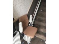 Stannah Stair lift - Straight stairs
