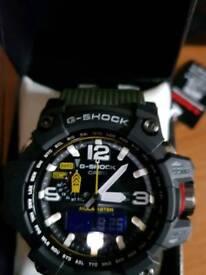 Casio G-Shock Mad Master GWH-1000-1A3JF