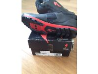 Shimano cycle shoes size 41 / 7 - New