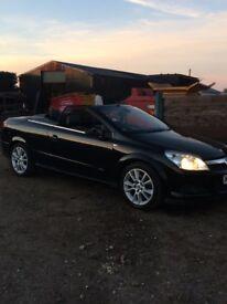 Vauxhall Astra twin top 1.9ctdi