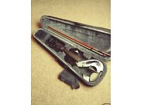Electric Silent Violin unwanted/ unused/ as new