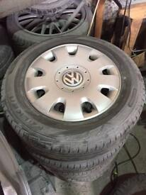 Vw wheels 15""
