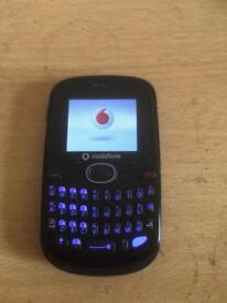 VODAFONE PHONE ON VODAFONE AND LEBARA NETWORK ONLY