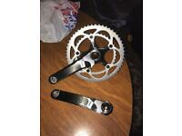 SRAM Force Carbon Crank bb30
