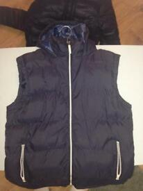 Medium gilet warmer designer brand new