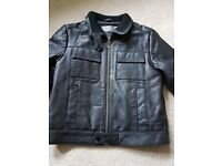 Boys Dior Leather Jacket in Age 6 (immaculate condition)