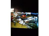 Sumoto 200cc field bike