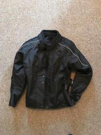 hunter class motorcycle jacket