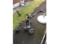 Motocaddy s3 trolley no battery no charger