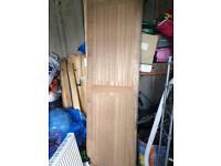 New cabinet door