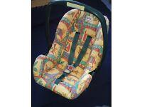 Britax Rock a Tot Baby Car Seat