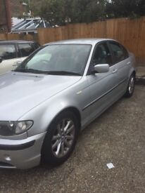Automatic BMW 3 Series 04 Reg MOT Sep 19 Available for sale