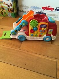 Toot toot cars and track bundle