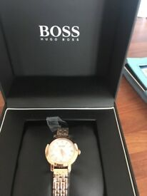 Brand new boss watch
