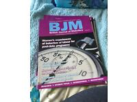 BJM magazines from 2014
