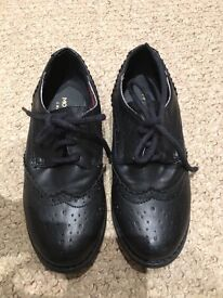 Monsoon shoes size 10 boys