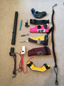 Windsurf Bits - mast bases, extension, boom protector, mast protector, up-haul and more!
