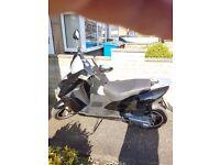 Motobi 50cc scooter