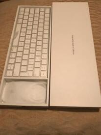 Apple Magic Keyboard and Mouse 2