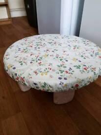 Foam play table for children
