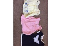 Small baby girls bundle