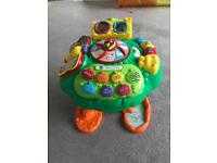 V Tech Discovery Tree, 3 shapes missing but all working good condition only £5.00