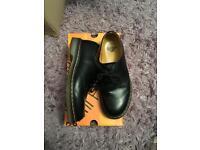 Black men's size 7 Dr Marten shoes