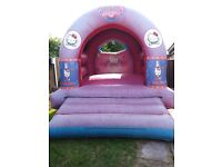 hello kitty commercial bouncy castle 15x15