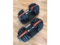 Bodyrip adjustable dumbbell weights(Ono)