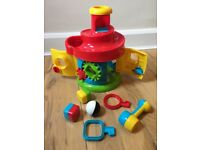 Twist and Turn Activity House
