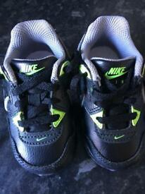 Nike Air Max infant size 3.5