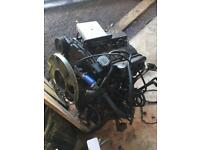 Ford transit mk6 2.4l 90 psi refurbished engine complete with all anhillaries