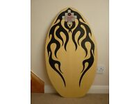 Tribal surf skim board