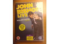 John Bishop Live DVD's