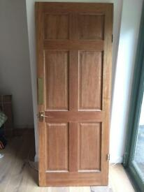 Internal doors (assorted) x10