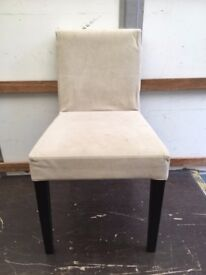 LIGNE ROSET FRENCH DINING CHAIRS (5)