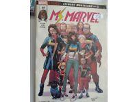 Ms Marvel Teenage Wasteland lot 6