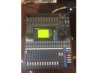 yamaha01v96 digital mixer