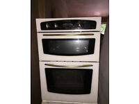 BUILT IN DOUBLE OVEN, CAN DELIVER ( ADV.ON EBAY TOO IF u want more secure...)