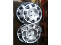 13 inch wheel covers set of 4