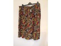 Shorts/skirt new uk18