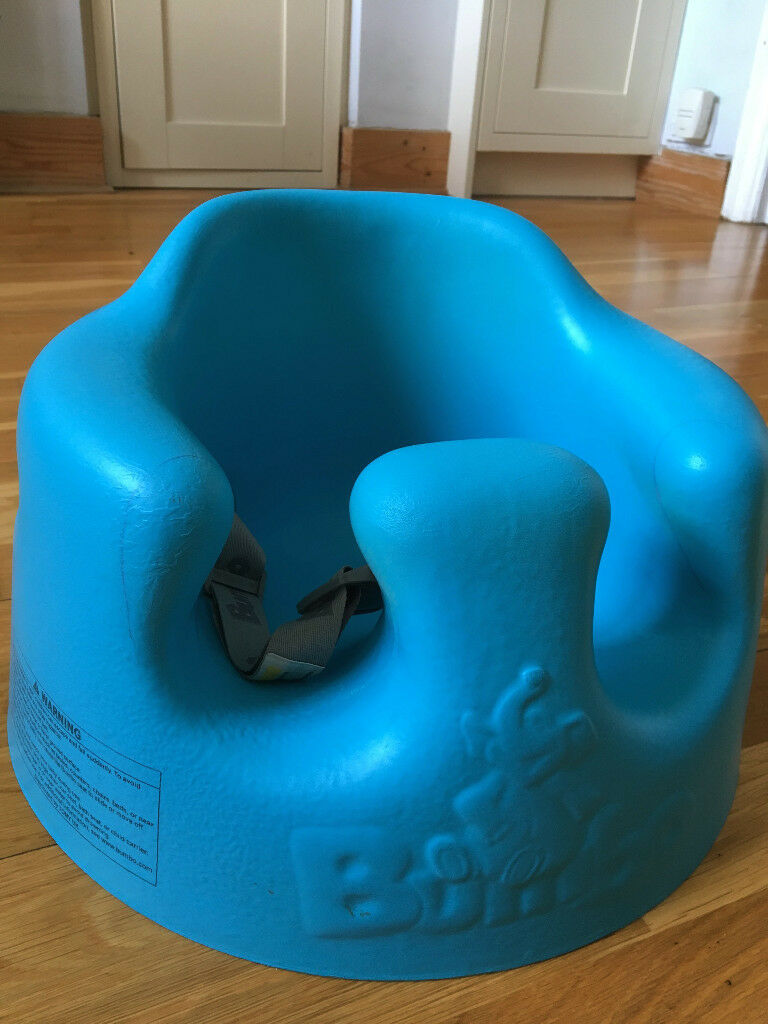 Bumbo Floor Seat with Tray - Blue