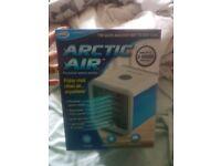 JML arctic air fan