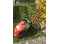 Flynn Glider 330 Electric Hover Collect Lawnmower 1450W - 33cm