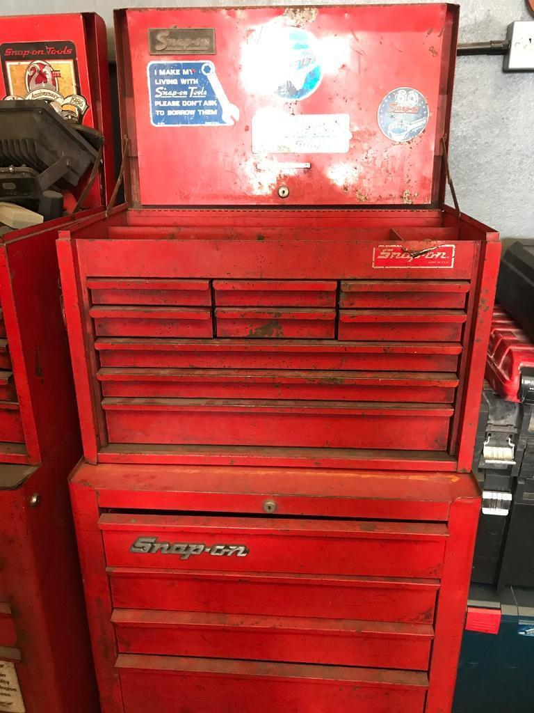 Vintage Snap On 1980 S Tool Box In South Shields Tyne And Wear Gumtree
