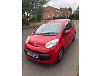 Red Citroen C1, Good condition, drives perfect! Perfect first car! MOT UNTIL FEB2019 Only £20 tax