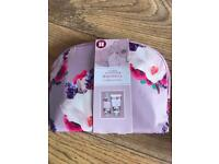 M&S Magnolia cosmetic purse BNWT Mother's Day