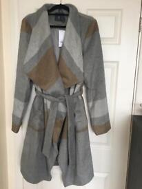 New Dorothy Perkins ladies coat uk18