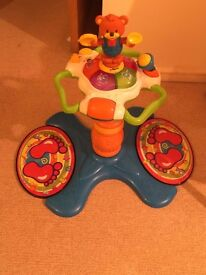Vtech dancing tower sit to stand
