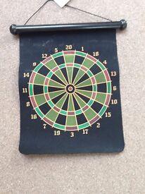 Dart Board double sided